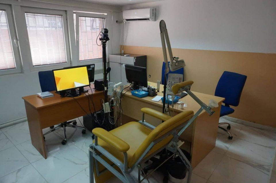 Клиниката за психијатрија доби најсовремена опрема за дијагностика при спиење