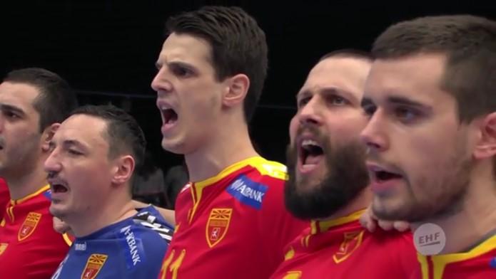 """Македонската химна ечеше во """"Виенер Штадхале"""""""