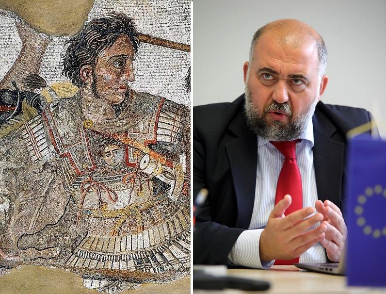 Илиевски: После Александар III Македонски – Дане Талески