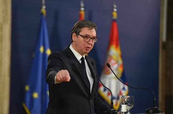 Вучиќ е против нерботна недела, подоцна граѓаните и петок ќе го барале