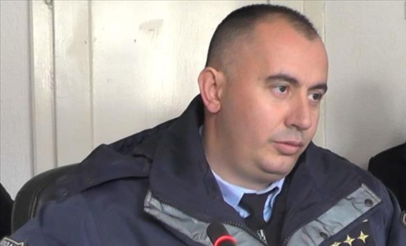 Со полноќните решенија на Спасовски Амдин Емини стана нов началник на кичевската полиција