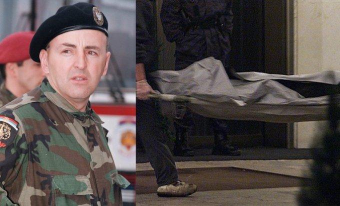 Цеца го влечела крвавиот сопруг до излезот на хотелот, убиен бил додека пополнувал тикет