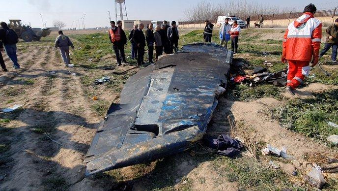 Иран призна: Ние го урнавме украинскиот авион