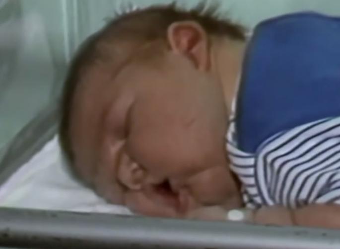 Како изгледа денеска бебето што се роди со повеќе од 8 килограми