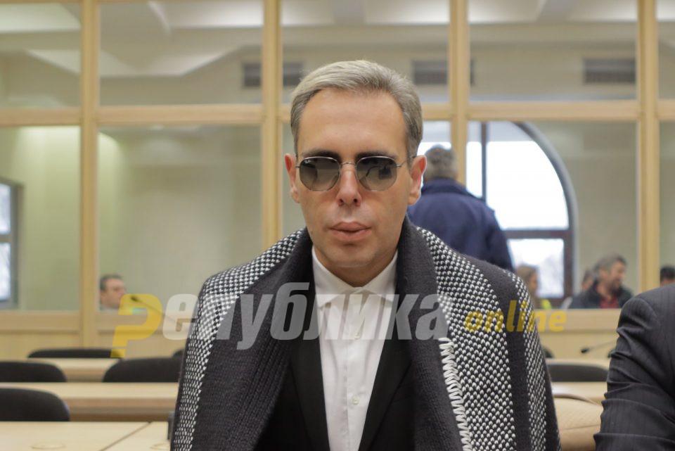 Адвокатот на Боки 13 бара Апелација да му го укине притворот