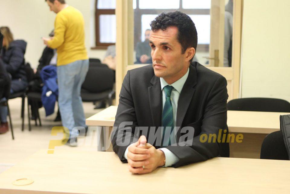 """Рустеми без ниту еден доказ се откажал од гонење на Амзоски: Дали Јовески ќе го изземе обвинителот од случајот """"ТНТ""""?"""