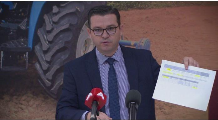 За кадрите на СДСМ во земјоделието не важат законите: Трипуновски откри нова злоупотреба на службената должност