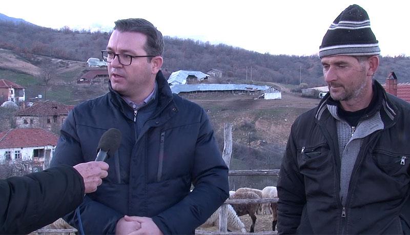 Трипуновски: Сегде има плач и лелек од земјоделецот, а Заев и Владата гледаат низ розеви очила
