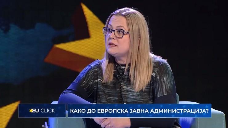 Стојаноска: Го критикуваа ВМРО-ДПМНЕ, а три пати повеќе ги практикуваат истите работи