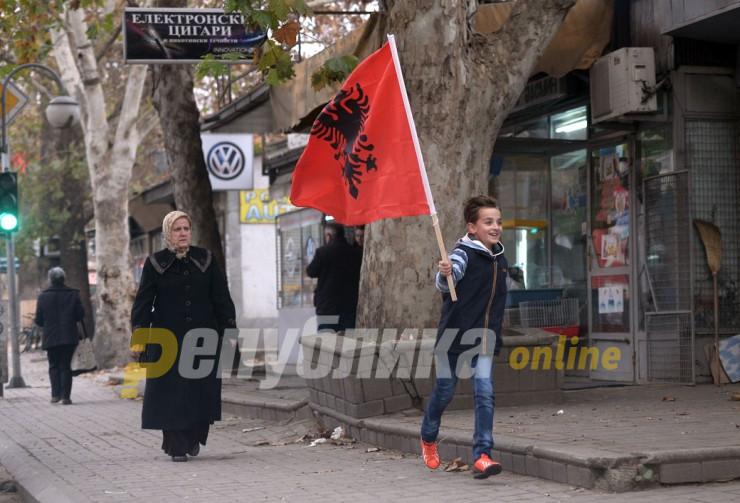 Учениците Албанци не знаат и не се интересираат да знаат македонски јазик
