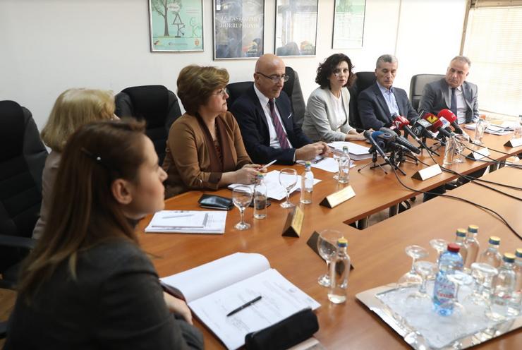 ДКСК ја усвои националната стратегија за спречување на корупцијата и судирот на интереси