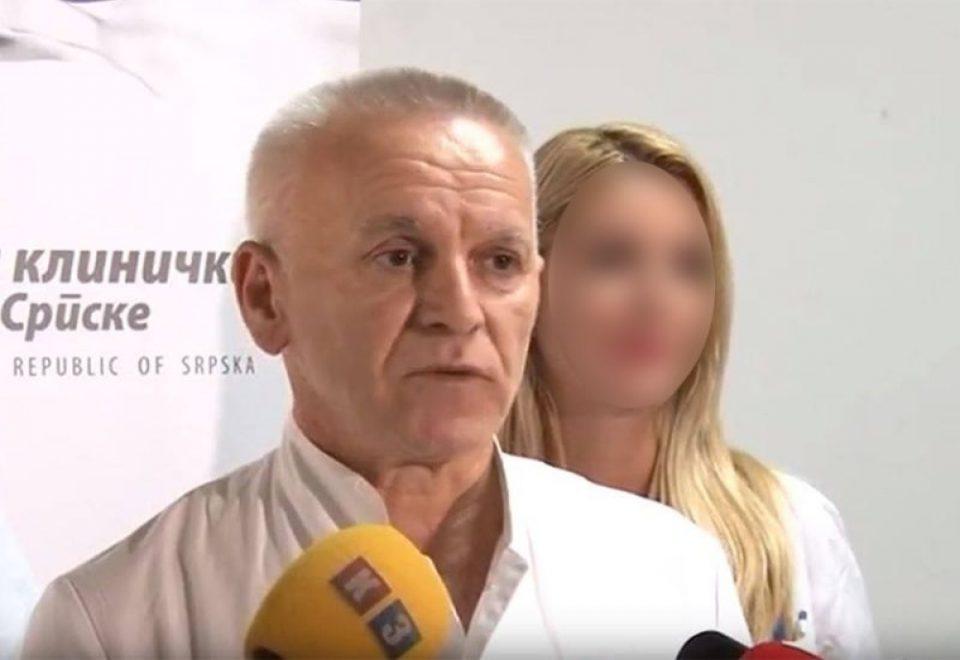 Блудничел над анестезиран пациент: Уапсен началникот на Клиниката за анестезија во Бања Лука