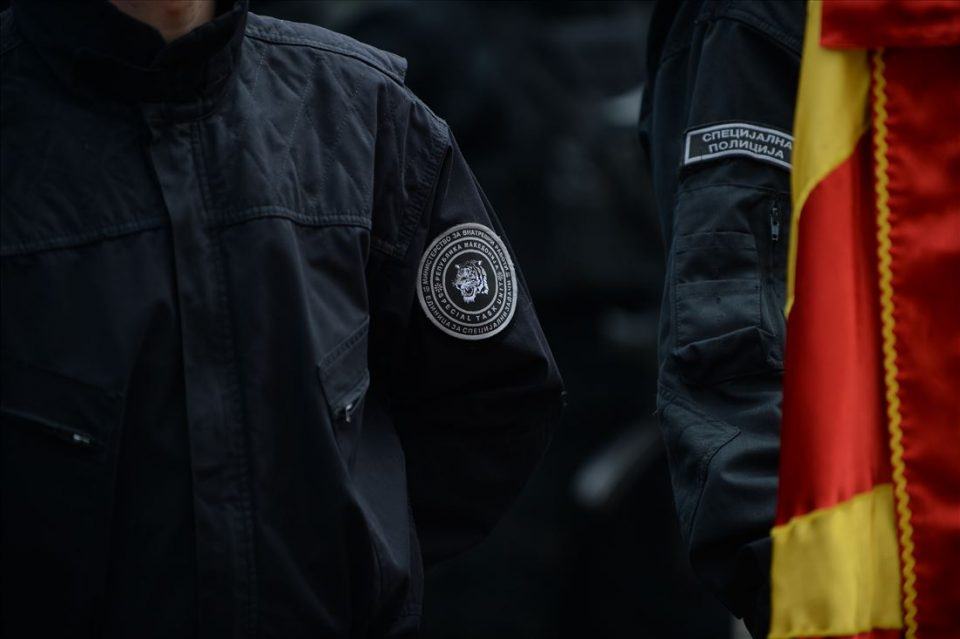 "Полициските ""Тигри"" добија нов командант"