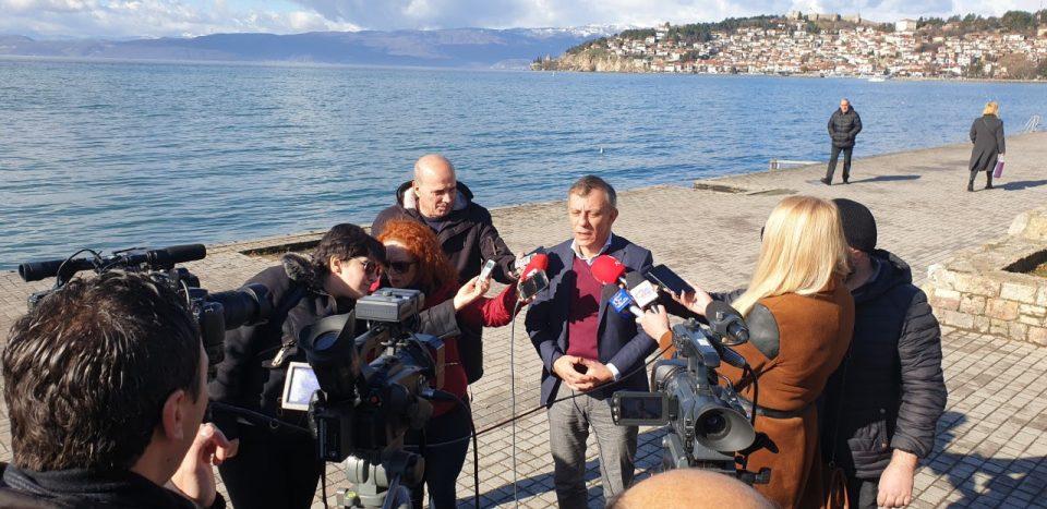Експертите на УНЕСКО денеска во Охрид, според Адеми тие се задоволни