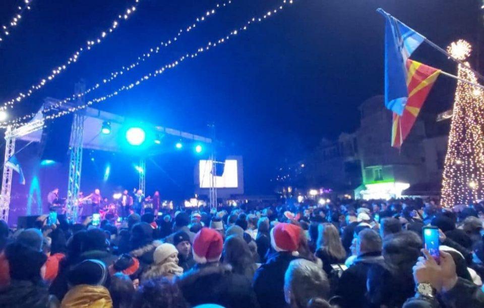 Ефто Пупиновски лут: И јас го наполнив цел Охрид за Нова година, ама поважен ви беше Дино Мерлин