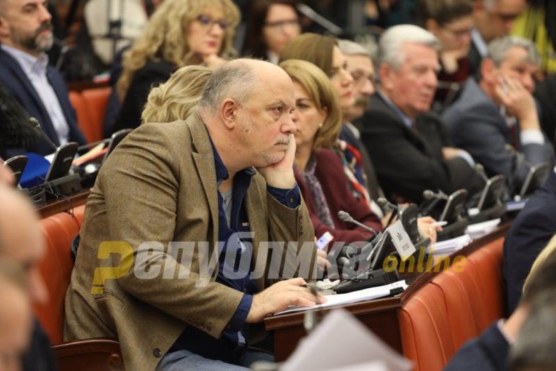 """Калајџиев: Нема логика во случајот """"Трезор"""", судот е под притисок"""