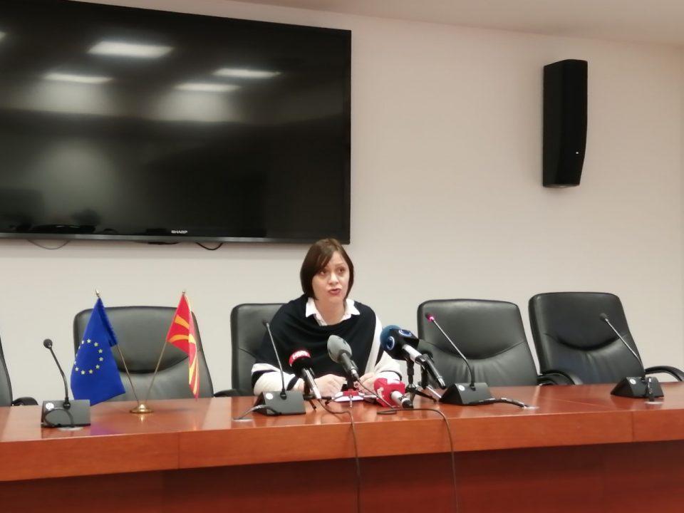 Димитриеска Кочоска: Оваа власт во заминување и понатаму ја задолжува државата за непродуктивни трошења