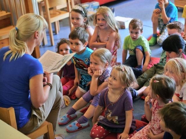 Тестови по германски јазик уште од градинка