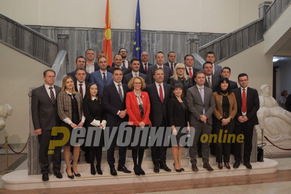 Спасовски: СДСМ покажа како се одржуваат избори