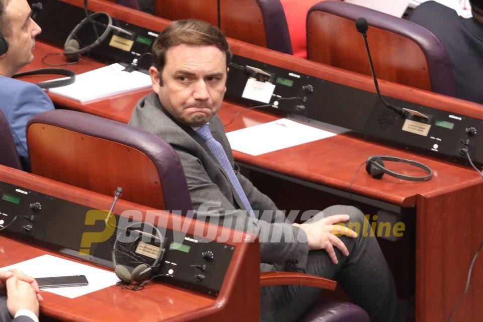 Османи: Поспремни сме од било која земја членка на ЕУ кога почнувала преговори