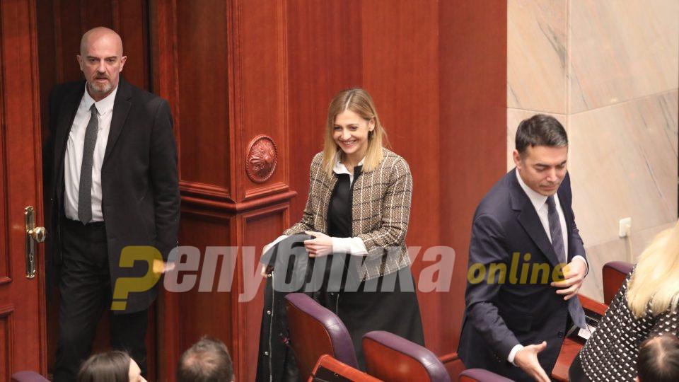 Дали Ангеловска навреме си ги повлекла парите од пропаднатата Еуростандард банка?