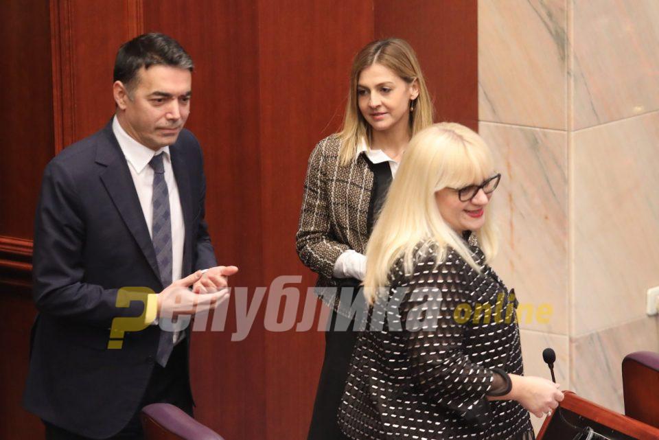 Дескоска за Законот за ЈО: За одредени забелешки на ВМРО-ДПМНЕ може да дојдеме до договор