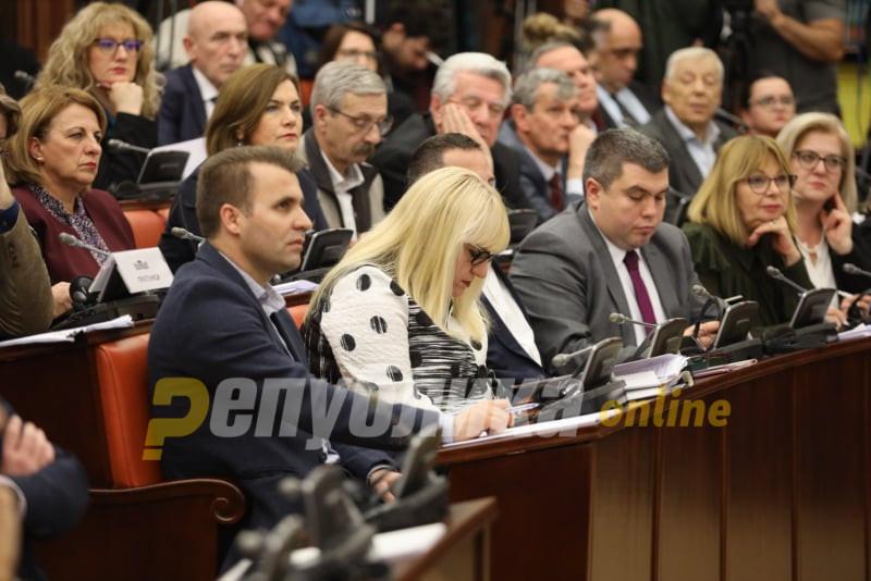 Дескоска ги игнорира експертите – не прифаќа ниту една забелешка за законот за јавно обвинителство