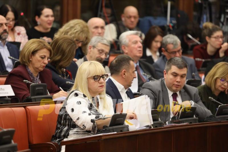 Дескоска: Целта на законот е да се зголеми бројот на обвинителите кои гонат висока корупција