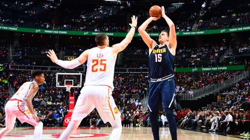 Никола Јокиќ прогласен за МВП во НБА лигата