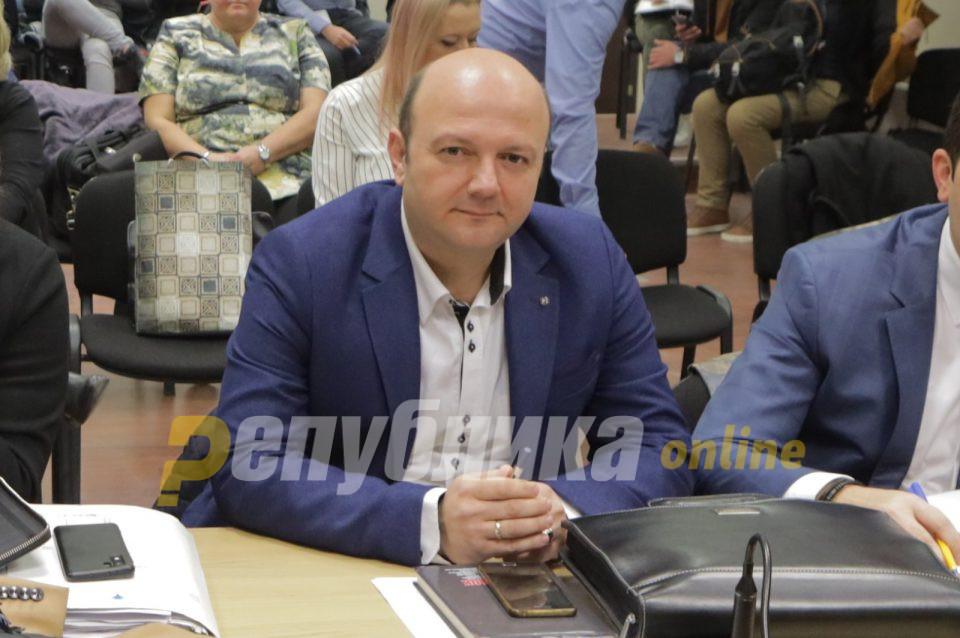 Страшевски: Здравјето мое и наше е поважно од еден месец без судења во Кривичен