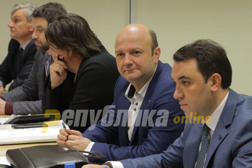 Адвокатот Страшевски бара Филипче да се произнесе за ставот на Судскиот совет за мерките против коронавирус
