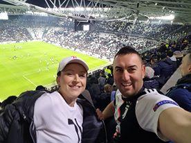 Македонец клекна на колена на стадионот на Јуве