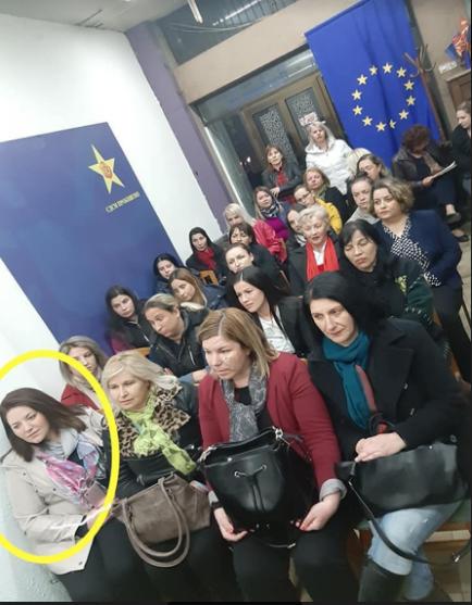 ВМРО-ДПМНЕ: Владата преку дополнителната заменик министерка Шкриејљ, го опструира работењето на МТСП