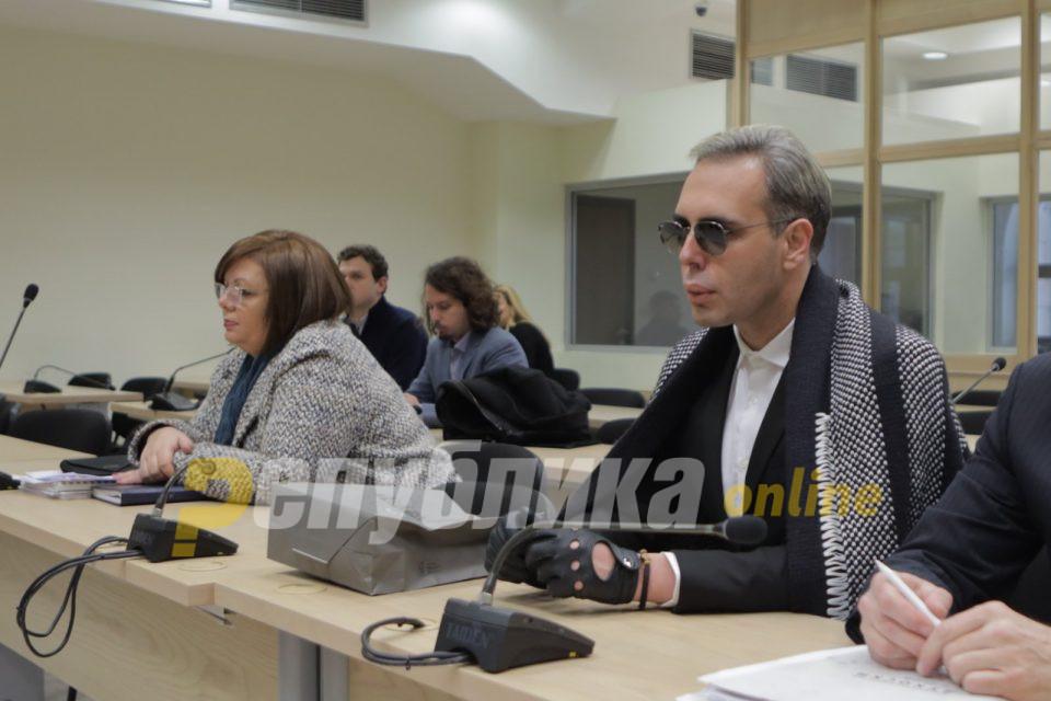 Катица Јанева и Бојан Јовановски сами не можеле да рекетираат бизнисмени за милионски суми без поддршка од власта