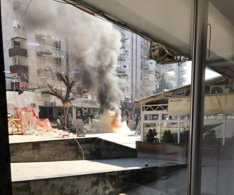 Се самозапали 40-годишен кочанчанец, пренесен е на Клиника во Скопје