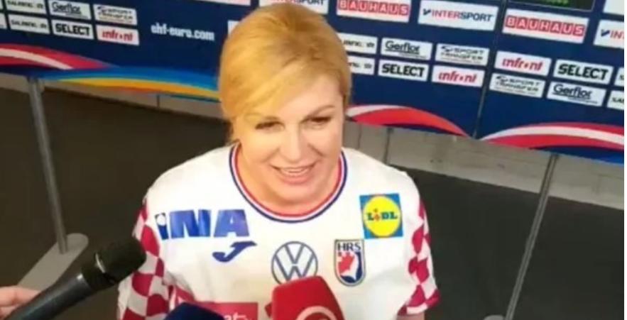 Колинда во Стокхолм: Морав да дојдам и да дадам поддршка