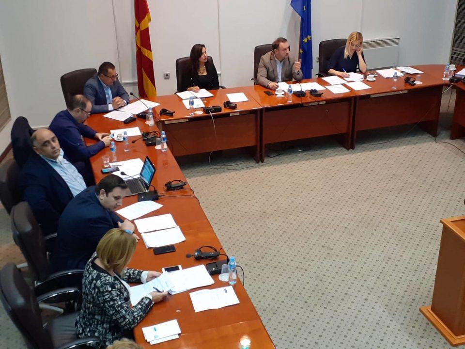 Пратениците на ВМРО-ДПМНЕ бараат Законот за поништување на лустрацијата да го образложи министерката Дескоска