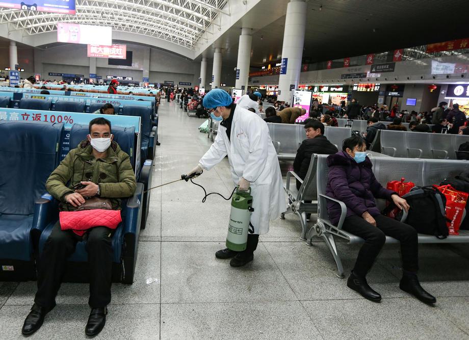 Над пет милиони луѓе го напуштија Вухан за време на епидемијата