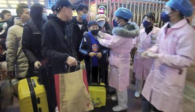 Во Пекинг највисоко ниво на закана по здравјето поради коронавирусот