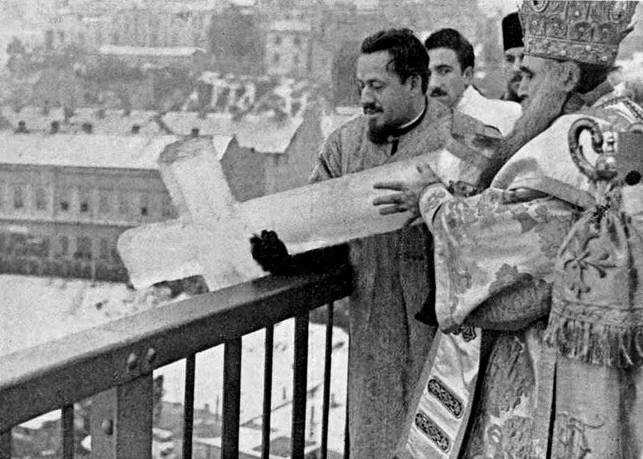 Кога охриѓани го фатија ледениот крст од смрзнатата Сава