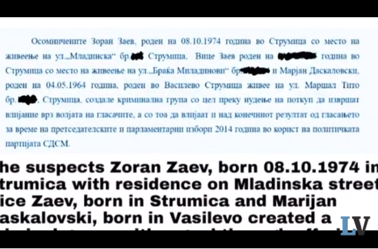 (1) Изборните тактики на Заеви: Камбер и Јашар гласале за ВМРО, цела фамилија да се исфрли