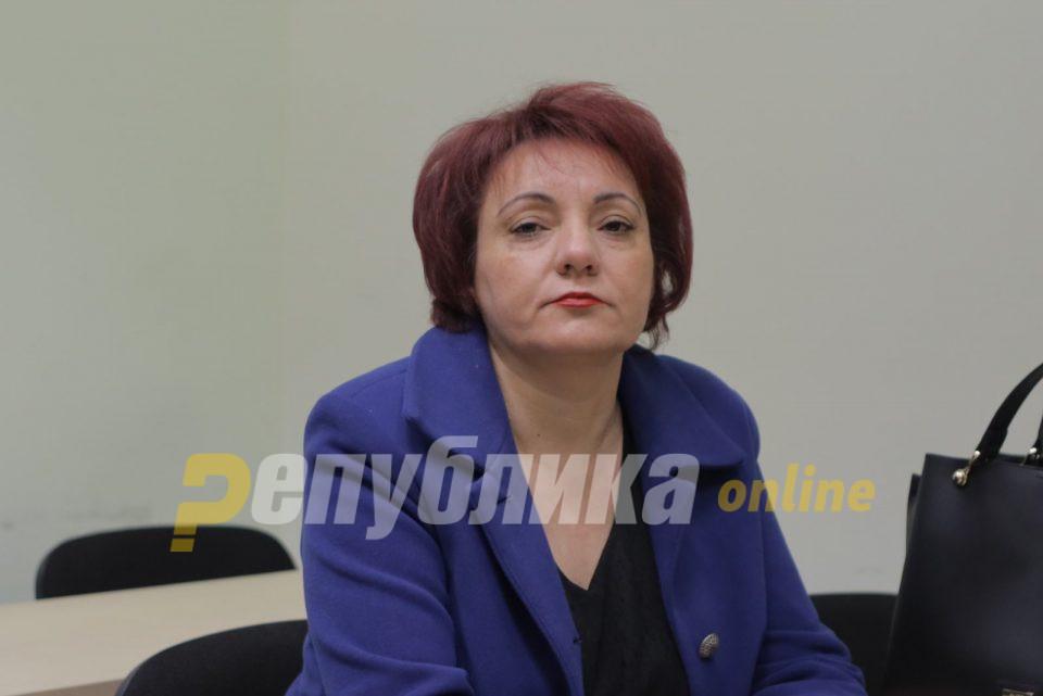 Обвинитeлката Лиле Стефанова до адвокатот на одбраната: Ај бе ти, ќути таму