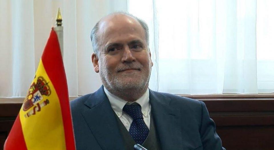 Шпанскиот амбасадор не верува дека Шпанија ќе го ратификува протоколот до 12-ти февруари