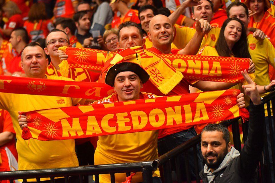 Улиците на Виена во македонски бои