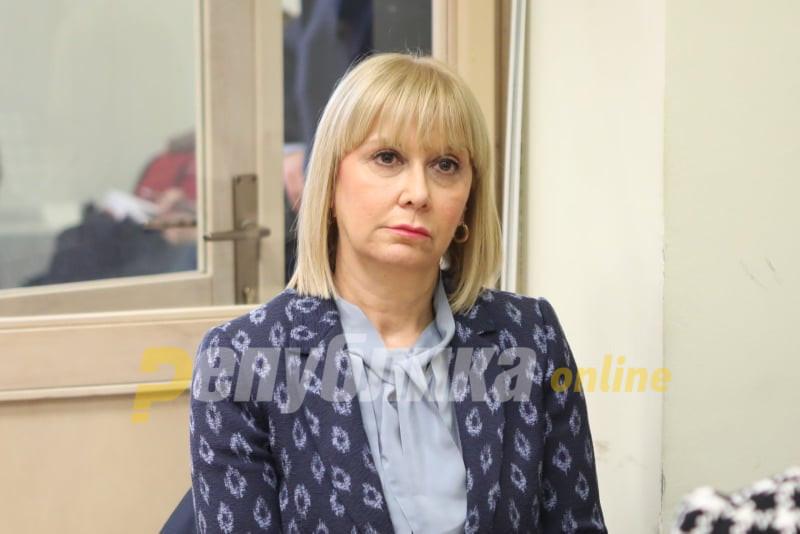 """Kолку пари легнале на сметката на судијката Дика Георгиевска од """"малиот"""" шопинг на Боки 13?!"""