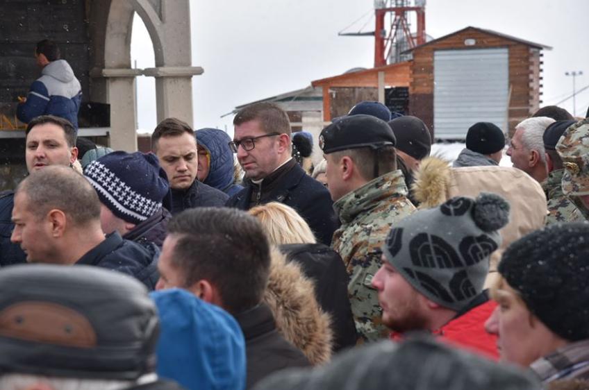 Мицкоски од Попова Шапка: Македонија се наоѓа на крстопат каде се носи одлука за нејзината иднина