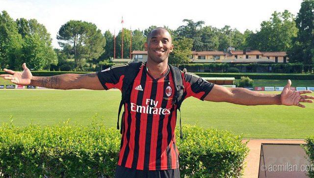 Милан ќе му оддаде почит на трагично починатиот Брајант