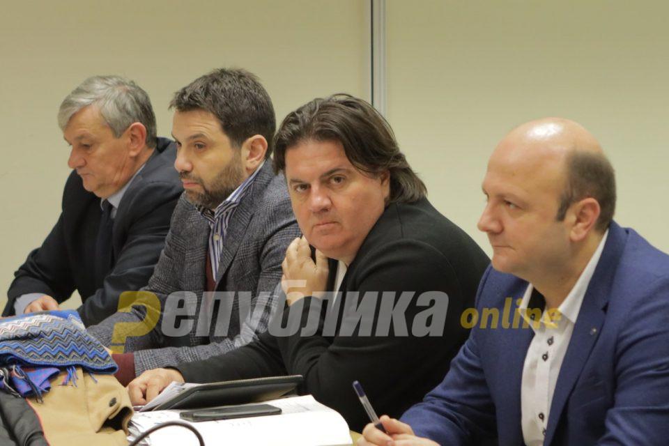 ТНТ ќе почне утре, судијата нареди Трајковски стражарно да се донесе во судот
