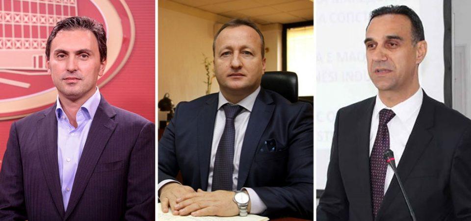 Истрага против Арбр Адеми, Агим Нухиу и Сафет Емрули за злоупотреба на службена положба
