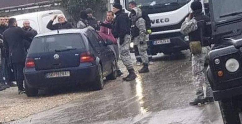 МВР апси во Грчец
